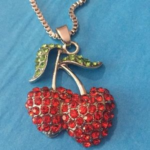 Cherry 🍒 necklace